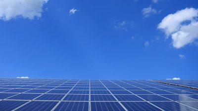 L'énergie solaire se lève sur l'avenir