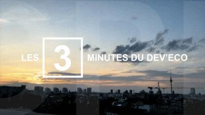 3 minutes de devéco avec Gilles Rabin, Directeur de l'innovation, des applications et de la science du CNES