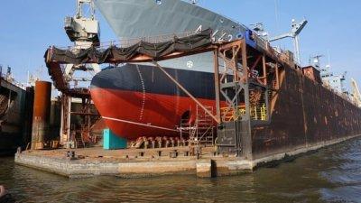 La démolition navale, une filière d'avenir ?